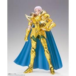 SAINT SEIYA MYTH CLOTH EX ARIES MU REVIVAL EDITION GOLD CLOTH ACTION FIGURE BANDAI
