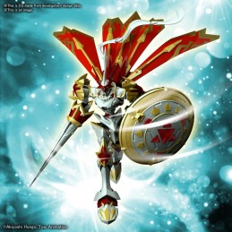 BANDAI DIGIMON FIGURE RISE DUKEMON GALLANTMON AMPLIFIED MODEL KIT FIGURE
