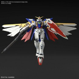 BANDAI RG REAL GRADE GUNDAM WING 1/144 MODEL KIT ACTION FIGURE