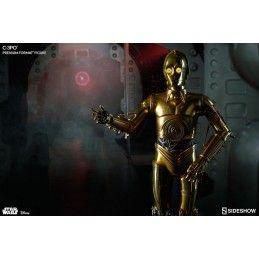 STAR WARS C-3PO 49CM PREMIUM FORMAT FIGURE SIDESHOW TOYS