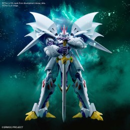 BANDAI HIGH GRADE HG SUPER ROBOT WARS OG CYBASTER 1/144 MODEL KIT FIGURE