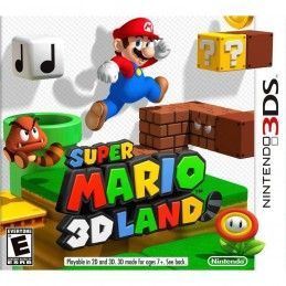 SUPER MARIO 3D LAND 3DS NUOVO ITALIANO