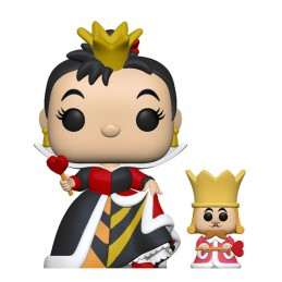 FUNKO POP! ALICE IN WONDERLAND QUEEN OF HEARTS BOBBLE HEAD FIGURE FUNKO
