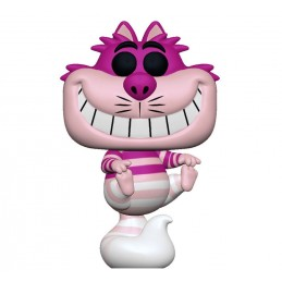 FUNKO POP! ALICE IN WONDERLAND CHESIRE CAT STREGATTO BOBBLE HEAD FIGURE FUNKO