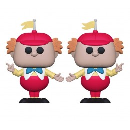 FUNKO POP! ALICE IN WONDERLAND PINCOPANCO E PANCOPINCO BOBBLE HEAD FIGURE FUNKO