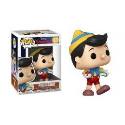 FUNKO POP! DISNEY PINOCCHIO BOBBLE HEAD FIGURE FUNKO