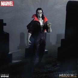 MEZCO TOYS MARVEL COMICS MORBIUS ONE:12 ACTION FIGURE