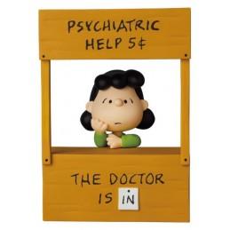 MEDICOM TOY PEANUTS UDF SERIES 12 MINI FIGURE PSYCHIATRIC HELP LUCY 12 CM