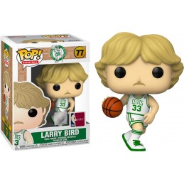 FUNKO POP! NBA LARRY BIRD BOSTON CELTICS BOBBLE HEAD KNOCKER FIGURE FUNKO