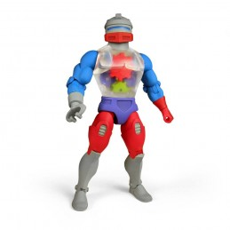 SUPER7 HE-MAN MASTER OF THE UNIVERSE ROBOTO ACTION FIGURE