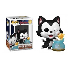 FUNKO POP! DISNEY PINOCCHIO FIGARO WITH CLEO BOBBLE HEAD FIGURE FUNKO