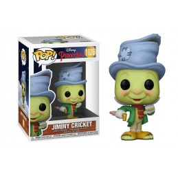 FUNKO POP! DISNEY PINOCCHIO GRILLO PARLANTE BOBBLE HEAD FIGURE FUNKO