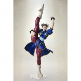 CAPCOM STREET FIGHTER CHUN-LI CAP FIGURE BUILDER 42CM STATUE