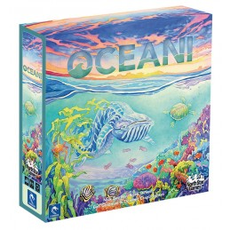 OCEANI LIMITED EDITION GIOCO DA TAVOLO ITALIANO PENDRAGON GAME STUDIO