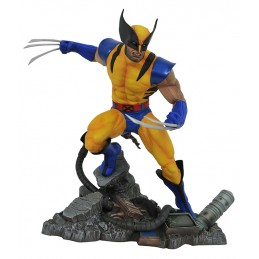 MARVEL GALLERY VERSUS WOLVERINE STATUA FIGURE DIAMOND SELECT