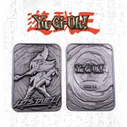YU-GI-OH! LIMITED EDITION DARK MAGICIAN GIRL CARTA IN METALLO FANATTIK