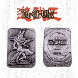 YU-GI-OH! LIMITED EDITION DARK MAGICIAN CARTA IN METALLO FANATTIK