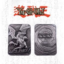FANATTIK YU-GI-OH! LIMITED EDITION BLUE EYES WHITE DRAGON METAL CARD