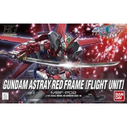 HIGH GRADE HG GUNDAM ASTRAY RED FRAME FLIGHT 1/144 MODEL KIT ACTION FIGURE