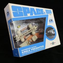 SIXTEEN 12 SPACE 1999 EAGLE SET 3X REPLICA FIGURE