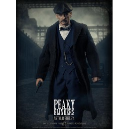 PEAKY BLINDERS ARTHUR SHELBY ACTION FIGURE BIG CHIEF