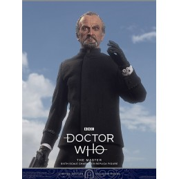 DOCTOR WHO THE MASTER 30CM ACTION FIGURE BIG CHIEF
