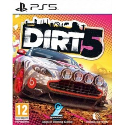 DIRT 5 PS5 PLAYSTATION 5 USATO ITALIANO