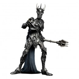 THE LORD OF THE RINGS LORD SAURON STATUA 23CM FIGURE WETA
