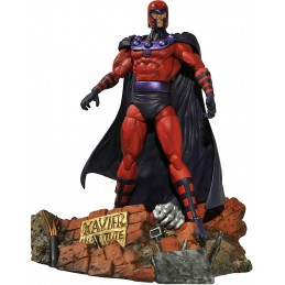 MARVEL SELECT X-MEN MAGNETO ACTION FIGURE DIAMOND SELECT
