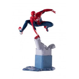 POP CULTURE SHOCK COLLECTIBLES MARVEL'S SPIDER-MAN GAMERVERSE 1/12 STATUE FIGURE