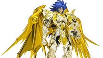 Saint Seiya Soul of Gold: an incredible Bandai serie