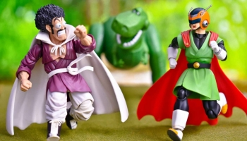 Check out the statues to add to your Dragon Ball Z collection